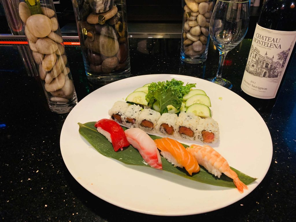 Sushi Roll Lunch