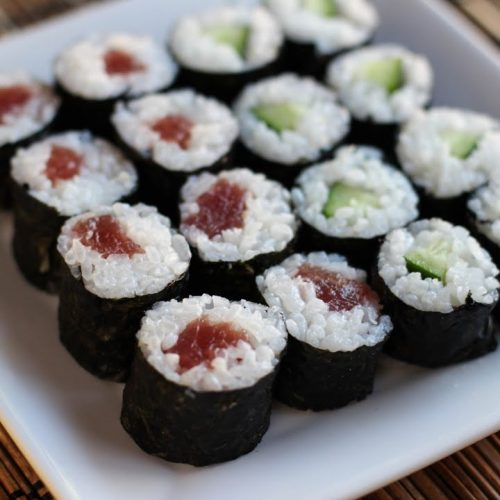 Sushi Pick Two Rolls