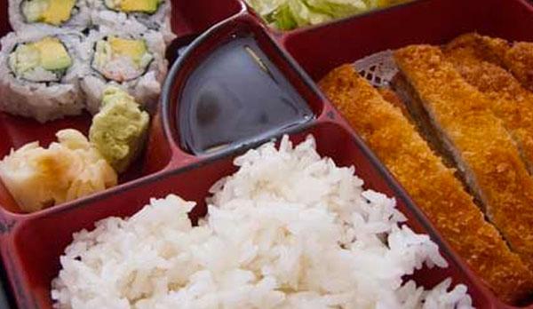 Chicken Katsu Lunch Bento Box