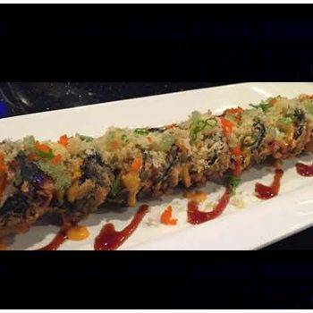 Crazy Crunch Roll
