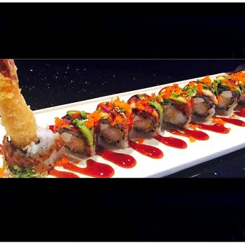 Dancing Dragon Roll