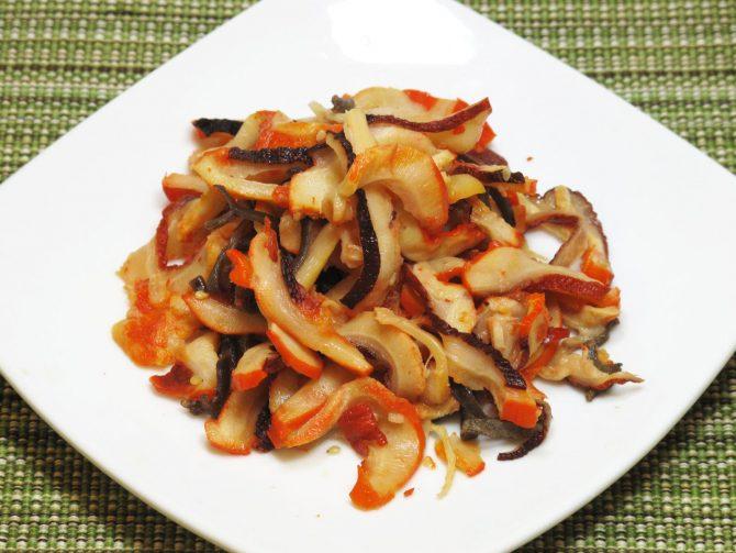 IKA Sansai Squid Salad