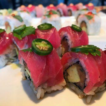 Jalapeno Tuna Roll