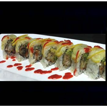 Lemon Oyster Roll