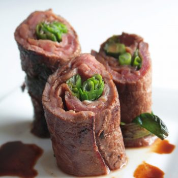 New York Steak Roll