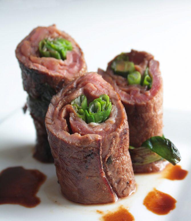 New York Steak Roll