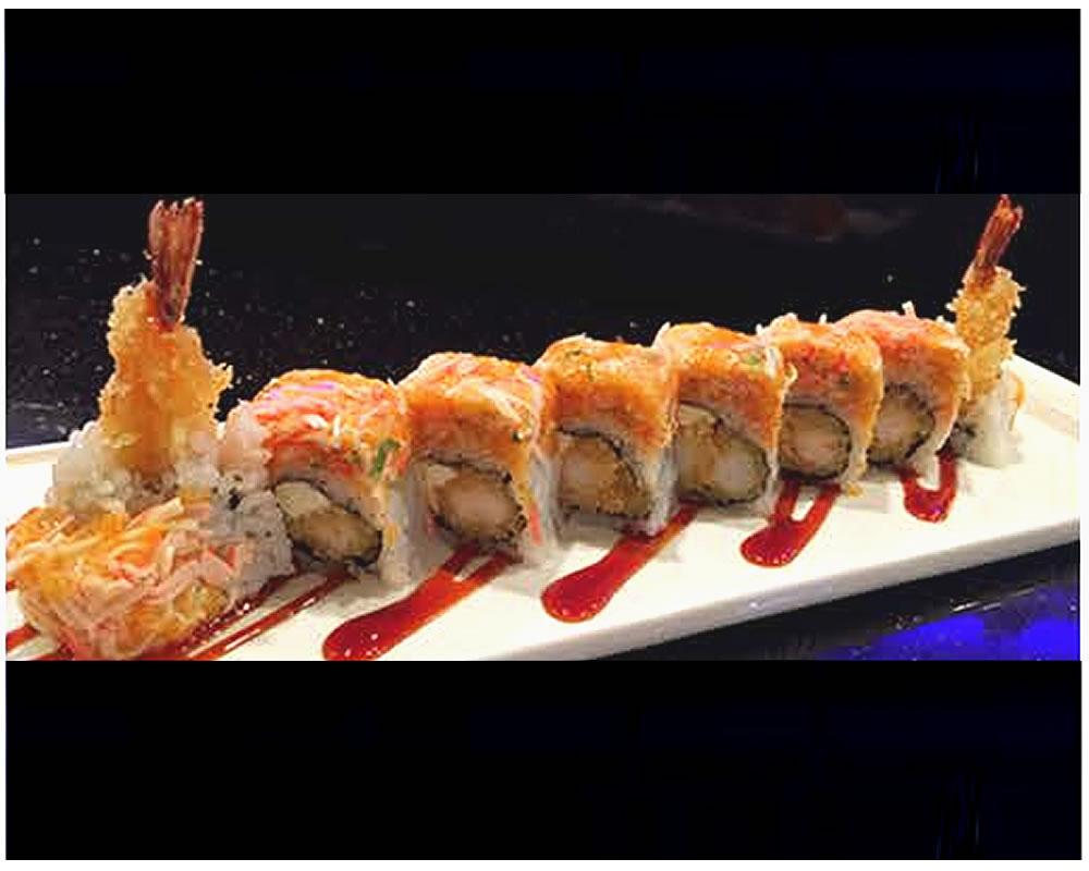 Paradise Sushi Roll