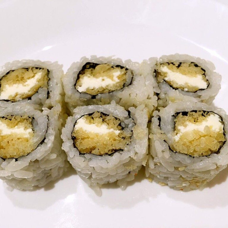 Spicy Cheese Roll