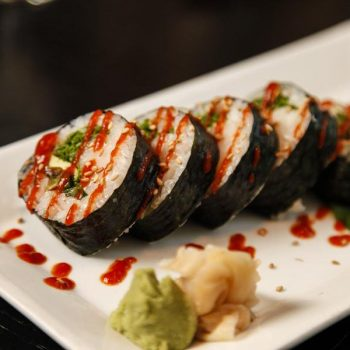 Spicy Escolar Roll