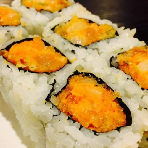 Spicy Yellowtail Roll