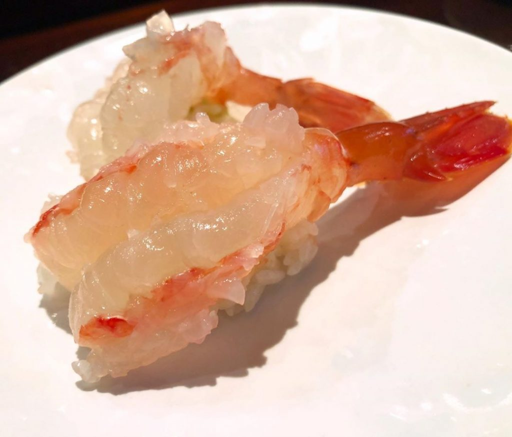 Sweet Shrimp Ama Ebi