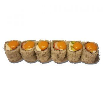 Tempura Krab Roll