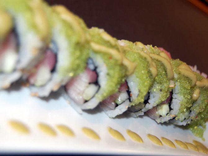 Wasabi Roll
