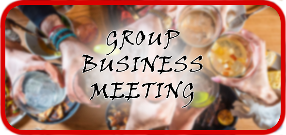 Group Business Meeting